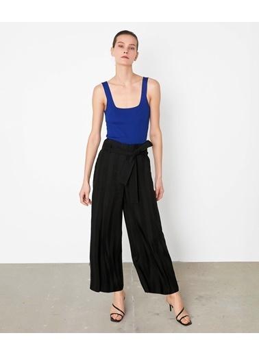 Ipekyol Kadın  Pantolon IS1200003183 Siyah